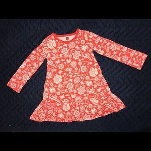 Tea collection girls dress 3T
